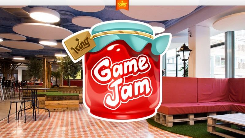 game jam king