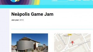 neapolis game jam global