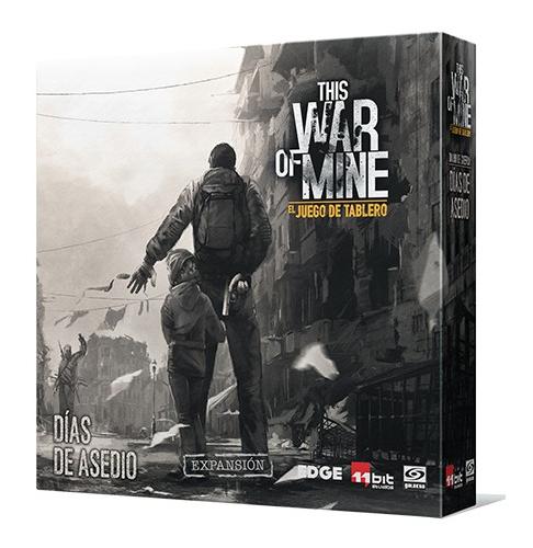 El Juego This War of Mine, editado por Edge, promueve la reflexión de lo que conlleva sobrevivir en una guerra.